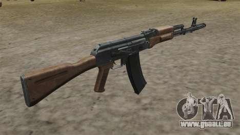 AK-74-Lager für GTA 4 Sekunden Bildschirm