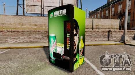 Nouveaux distributeurs automatiques pour GTA 4