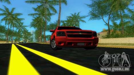 Nouvelles routes Starfish Island GTA Vice City pour la troisième écran