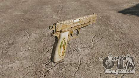 Pistolet Maria pour GTA 4 secondes d'écran