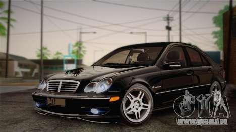Mercedes-Benz C32 AMG 2004 für GTA San Andreas