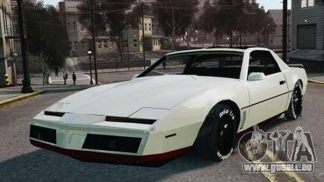 Pontiac Trans Am 1982 Beta v0.1 pour GTA 4