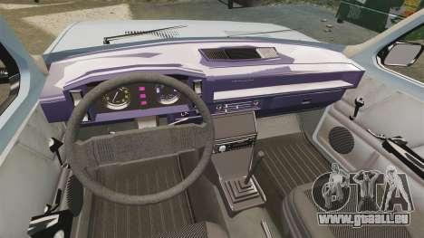 Zastava 128 pour GTA 4 est un côté