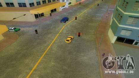Vice City HD Road pour GTA Vice City