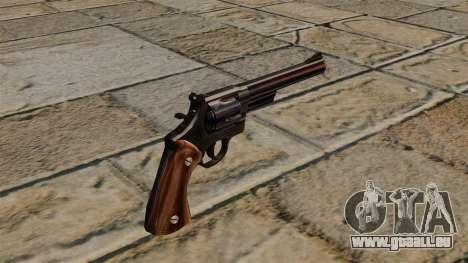 S & W M29 Revolver 44Magnum. für GTA 4 Sekunden Bildschirm