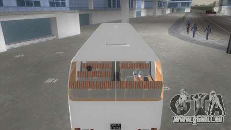 Autosan H9-21 pour une vue GTA Vice City de la droite