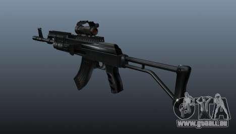 Sopmod AK 4 pour GTA 4 secondes d'écran
