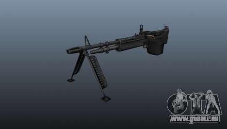 Allzweck-Maschinengewehr M60 für GTA 4