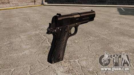 Colt M1911-Pistole-v1 für GTA 4 Sekunden Bildschirm