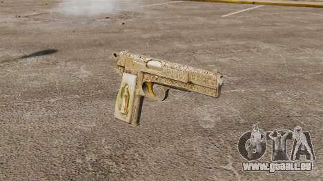 Pistolet Maria pour GTA 4