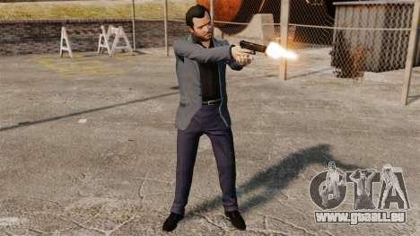 Michael de Santa für GTA 4 dritte Screenshot