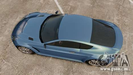 GTA V Rapid GT für GTA 4 rechte Ansicht