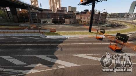 Street Race Track pour GTA 4 quatrième écran
