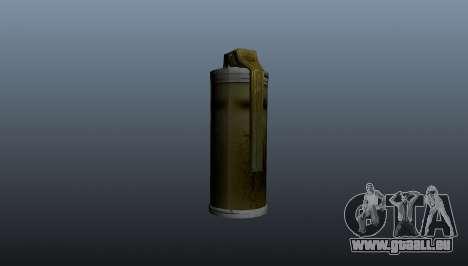 Grenade pour GTA 4