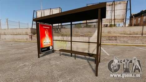 Neue Werbeplakate an den Bushaltestellen für GTA 4 weiter Screenshot