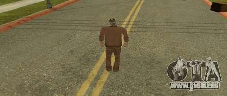 Haut Kelly von GTA Vice City-Beta für GTA San Andreas zweiten Screenshot