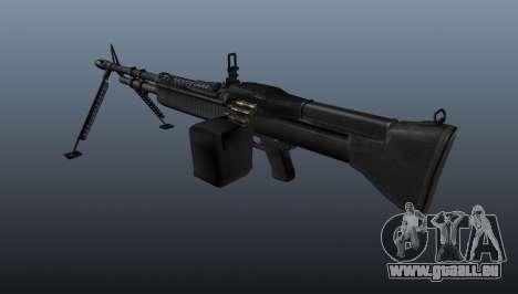 Allzweck-Maschinengewehr M60 für GTA 4 Sekunden Bildschirm