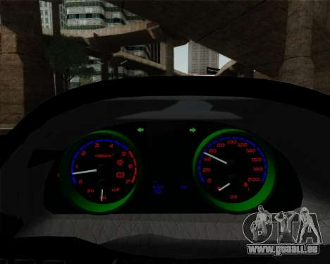 VAZ-2110 für GTA San Andreas Seitenansicht