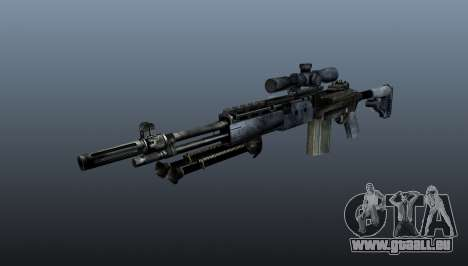 Mk14 M21 sniper rifle v2 pour GTA 4