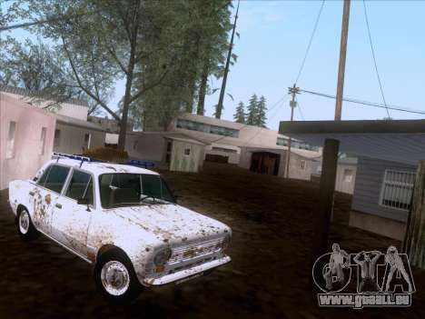 VAZ 21011 Cottage für GTA San Andreas