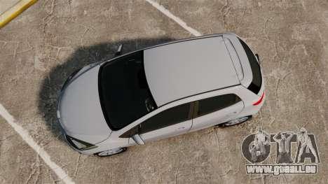 Mazda 2 für GTA 4 rechte Ansicht