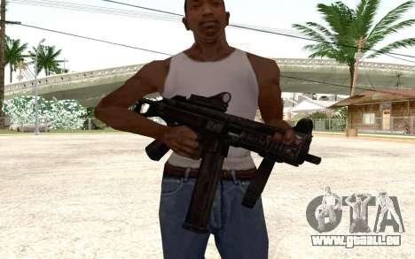 UMP 45 für GTA San Andreas zweiten Screenshot