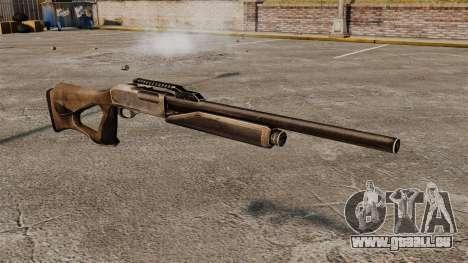 Fusil de chasse E870 pour GTA 4