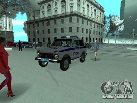 VAZ 212140 PPP pour GTA San Andreas