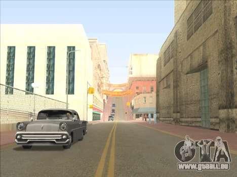 ENB nur Reflexion über Maschinen für GTA San Andreas her Screenshot