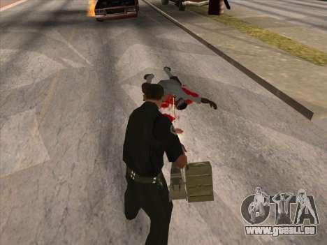 NSVT pour GTA San Andreas neuvième écran