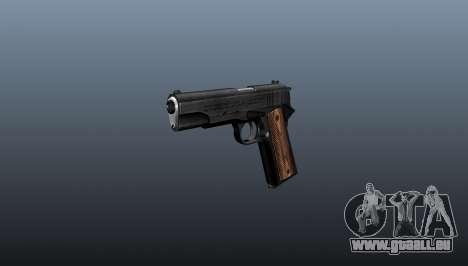 Pistole M1911 für GTA 4
