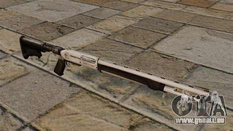 Nouveau fusil de chasse de pompe-action pour GTA 4