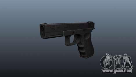 Glock 18 pistolet-mitrailleur pour GTA 4
