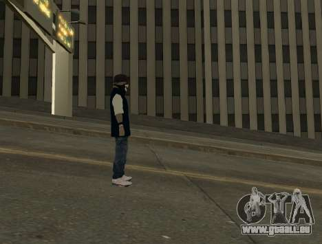 Vagos Skin Pack für GTA San Andreas sechsten Screenshot