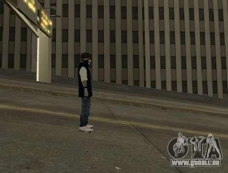 Vagos Skin Pack für GTA San Andreas sechsten Screenshot
