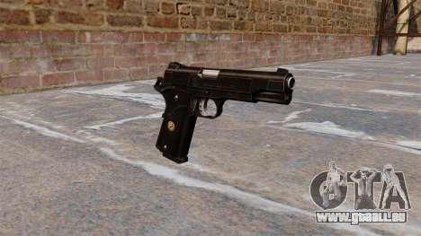M1911A1 pistolet pour GTA 4