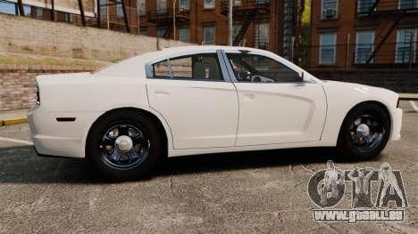 Dodge Charger 2014 für GTA 4 linke Ansicht