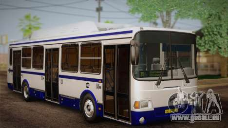 LIAZ 5256.57 2007 pour GTA San Andreas
