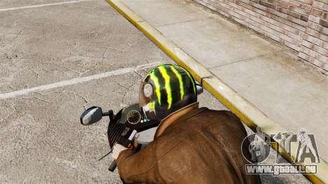 Eine Sammlung von Helme Arai v2 für GTA 4 sechsten Screenshot