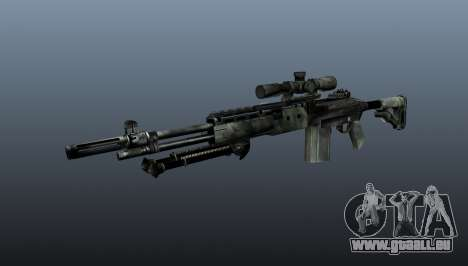 Fusil de sniper M21 Mk14 v6 pour GTA 4