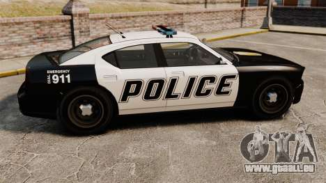 GTA V Buffalo Police pour GTA 4 est une gauche