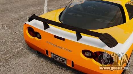 Extreme Spoiler Adder 1.0.4.0 für GTA 4 sechsten Screenshot