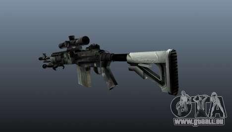 Scharfschützengewehr M21 Mk14 v3 für GTA 4 Sekunden Bildschirm