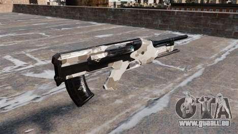 Feline Maschinenpistole für GTA 4 Sekunden Bildschirm