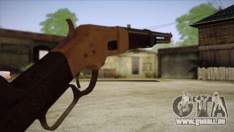 Cuntgun HD für GTA San Andreas dritten Screenshot