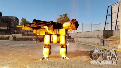 Front Mission Skript für GTA 4 weiter Screenshot