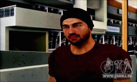 Grant Brody de Far Cry 3 pour GTA San Andreas