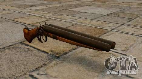 Fusil à canon scié pour GTA 4