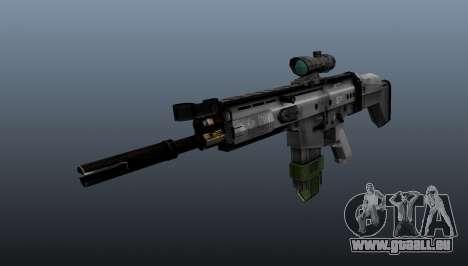 Selbstladegewehr FN SCAR-H für GTA 4