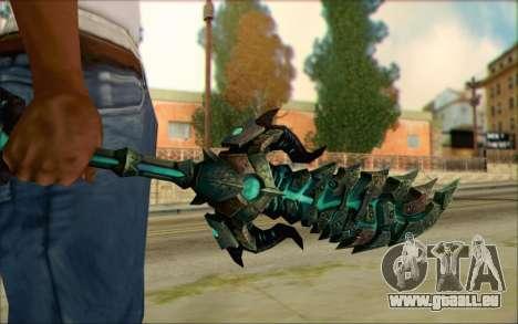 Souldrinker für GTA San Andreas dritten Screenshot